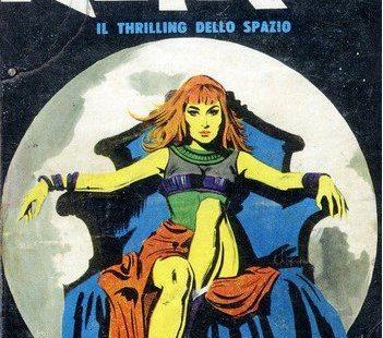 Fumetti italiani anni 60 Alika