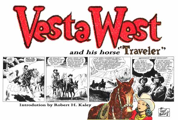 Vesta West has anyone seen this book?
