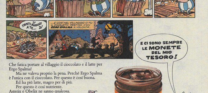 Asterix mini (inedita?) storia