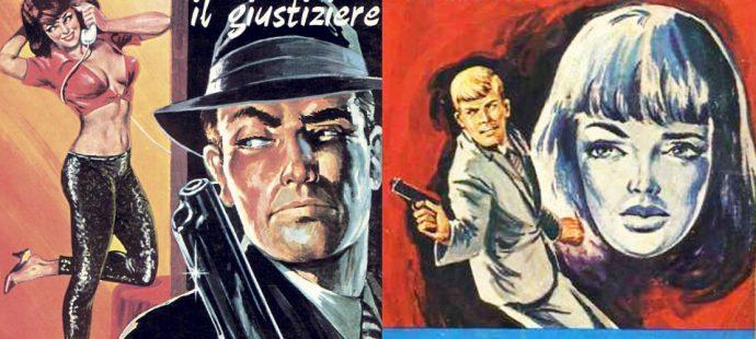 Fumetti Italiani Vintage Misterious