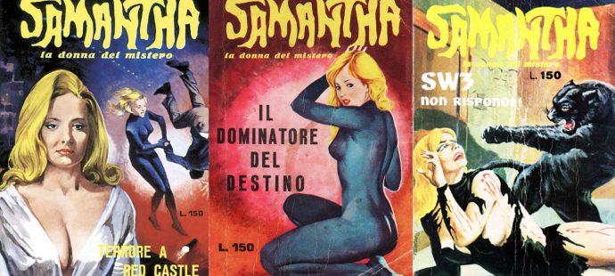 Fumetti Italiani Vintage Samantha