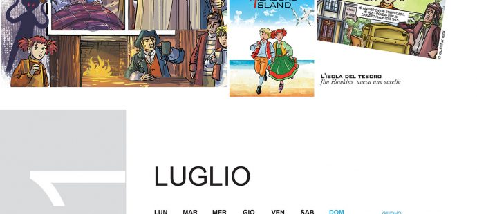 July with OutisFumetti