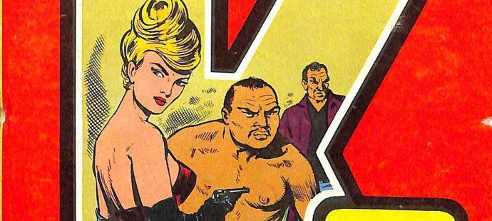 Fumetti italiani neri vintage: KS