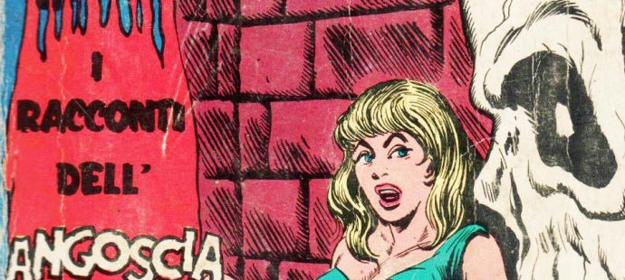 Fumetti neri vintage italiani: Raptus