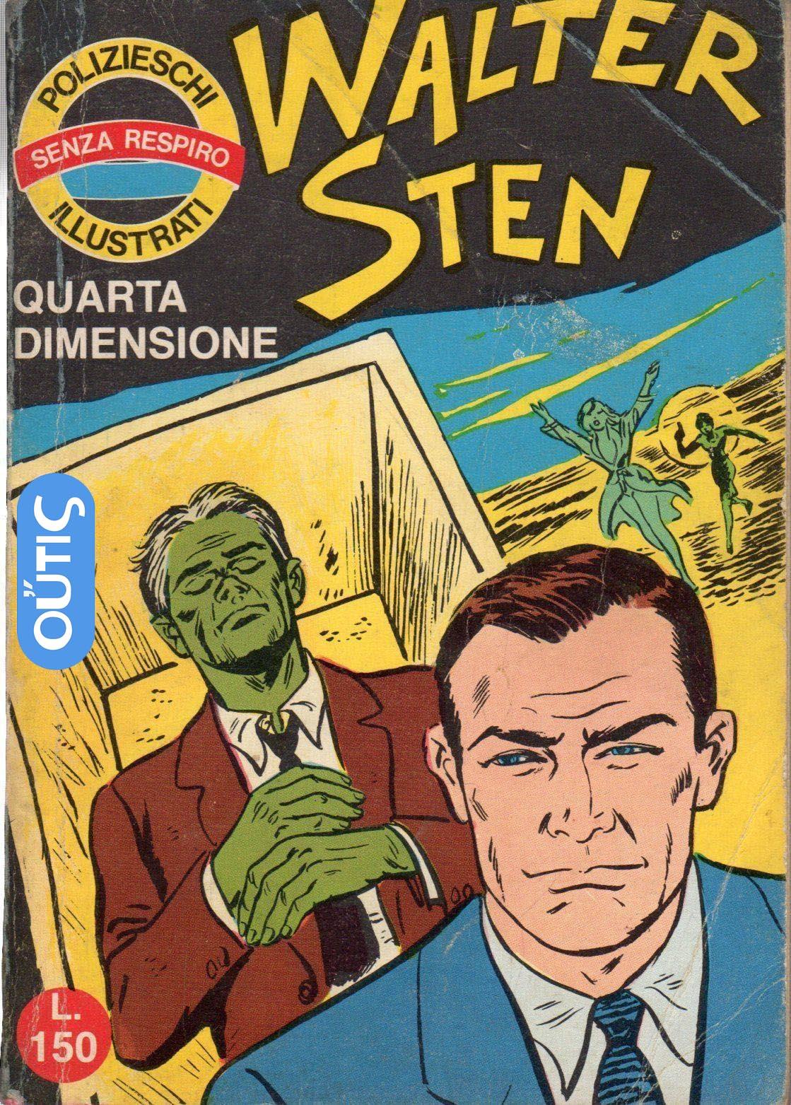 Fumetti Italiani Vintage: Walter Sten