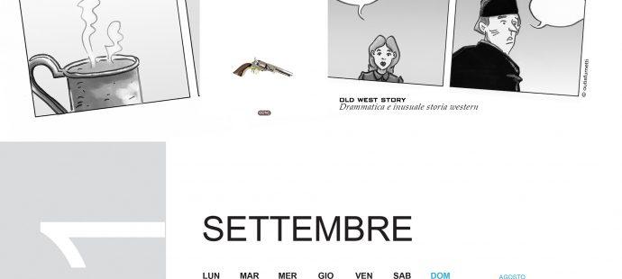 September with OutisFumetti