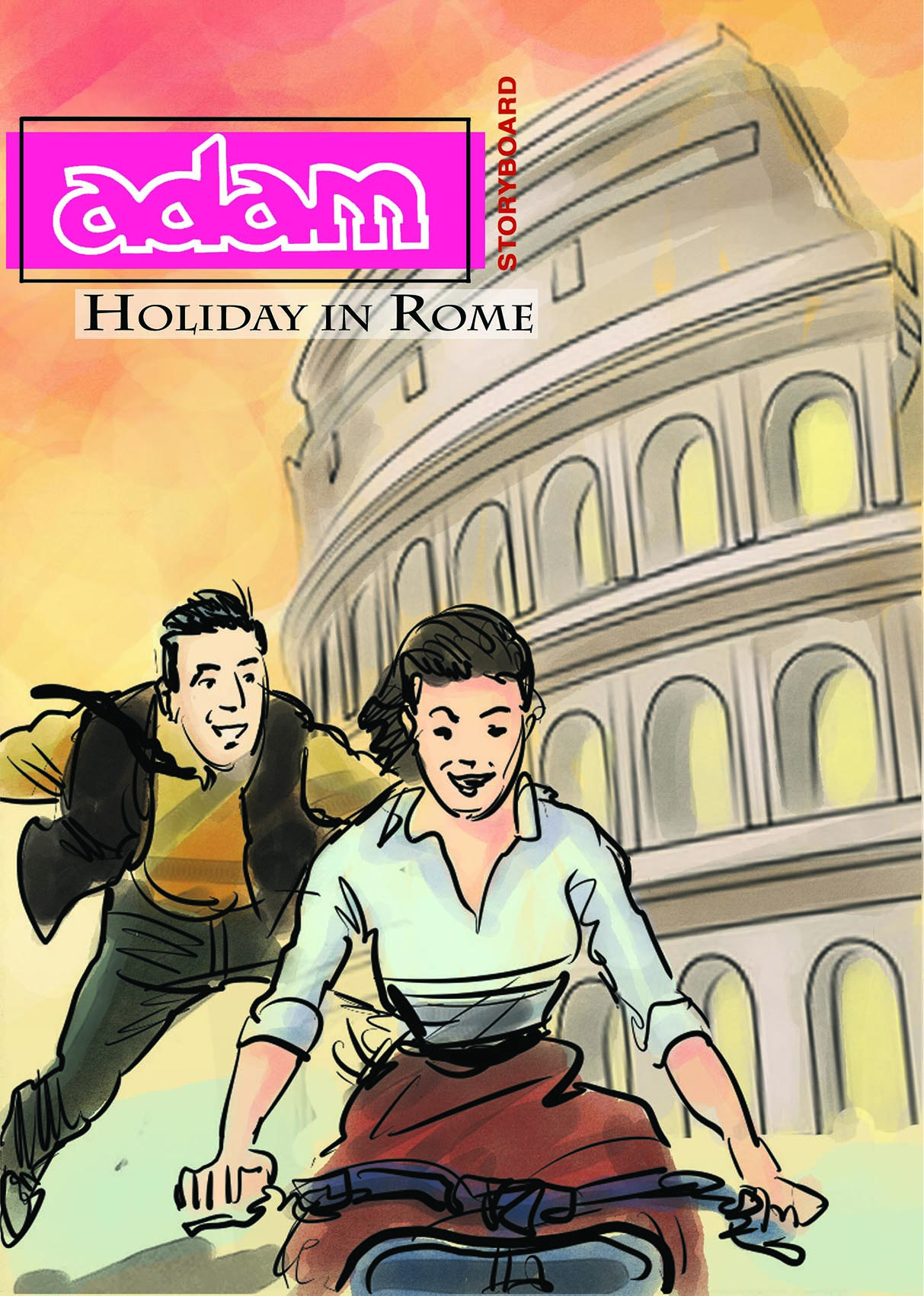 Adam: Holiday in Rome