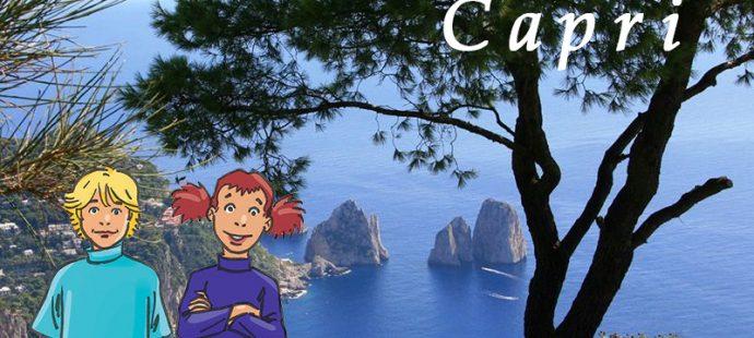 Anna and Mathias Italian adventures: Capri