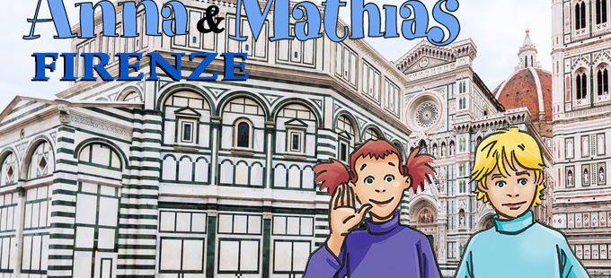 Anna and Mathias Italian adventures: Firenze