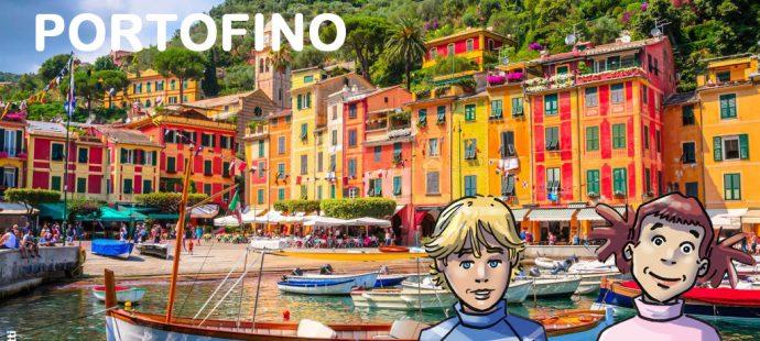 Anna and Mathias Italian adventures: Portofino
