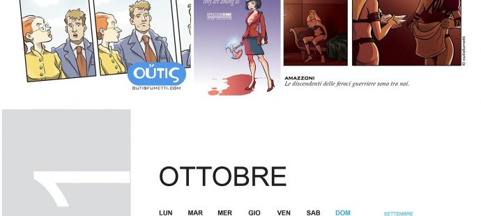 October with OutisFumetti