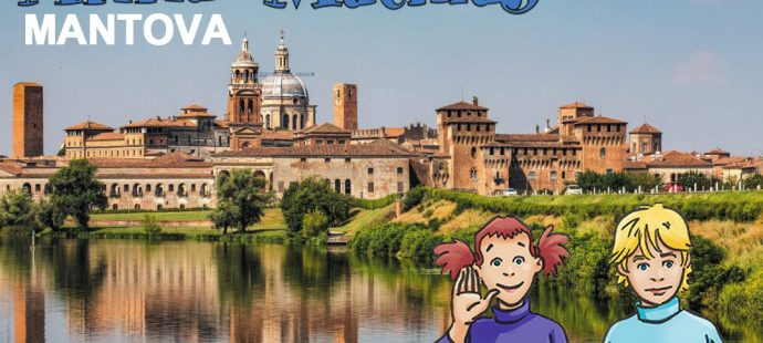 Anna and Mathias Italian adventures: Mantova
