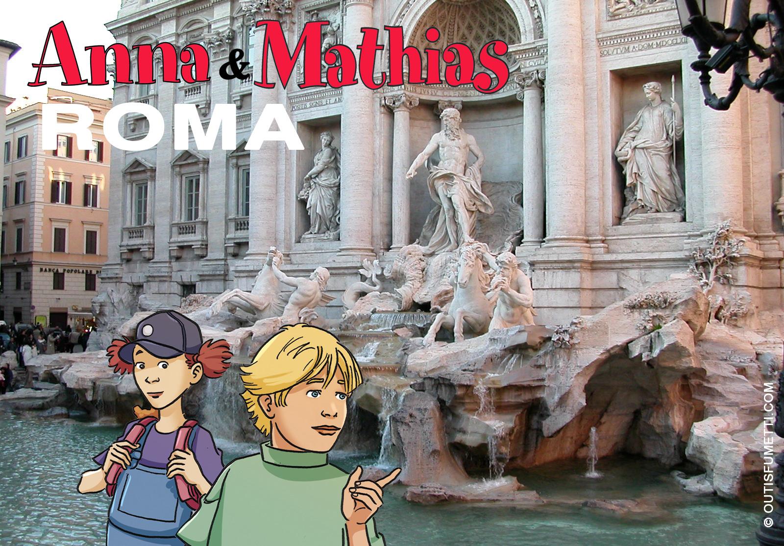 Anna and Mathias Italian adventures: Roma
