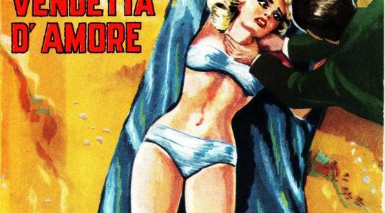 Fumetti italiani vintage: Alboromanzo Vamp