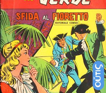 Fumetti italiani vintage: La Primula Verde